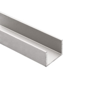 Aluminum Extrusion Profiles U Shape L Shape Flat Bar