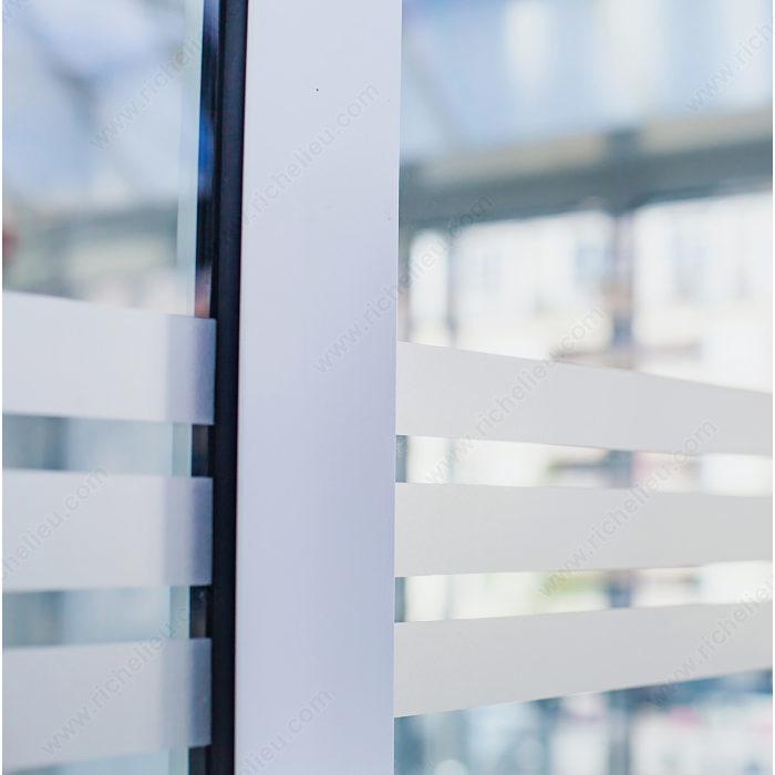 Glass Door Retainer Molding Richelieu, Storm Door Glass Retainer Strip