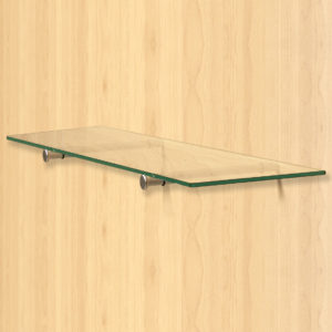 Shelf Support for all glass thicknesses