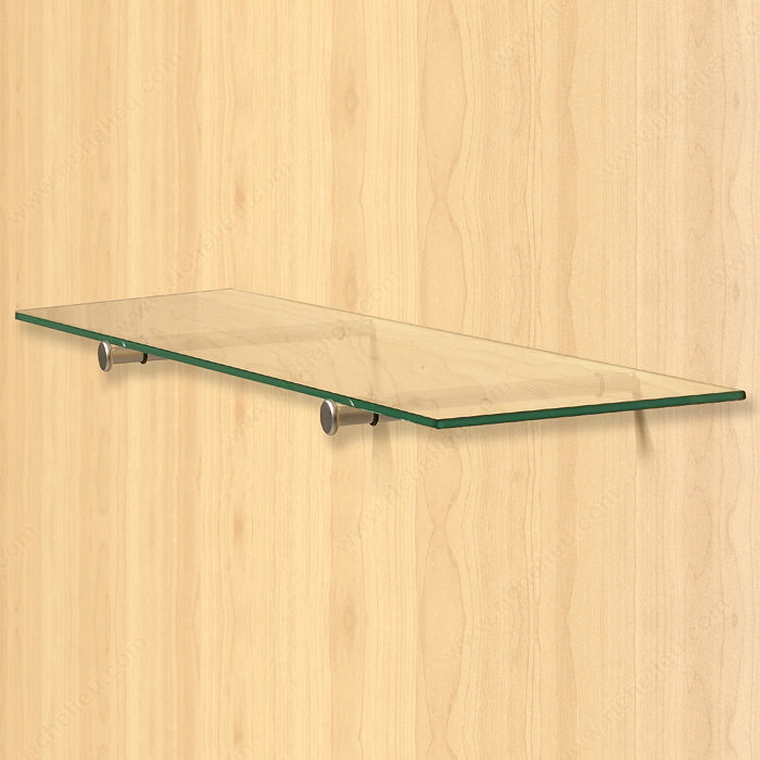 Shelf Support For All Glass Thicknesses Richelieu Glazing Supplies