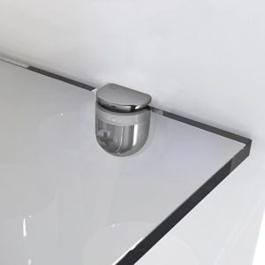 Peki Glass Shelf Pin - Adjustable 4 mm to 10 mm