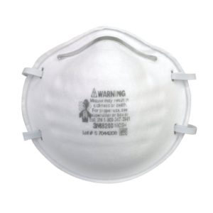 Economical Dust Respirator 8200 N95
