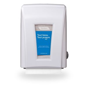 Tandem Touchless Roll Towel Dispenser