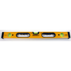 Heavy-Duty Aluminum Box Beam Level