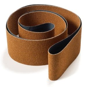 Glass Polishing Cork Belts