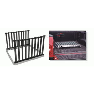 Equalizer Lo-Rider Folding Glass Rack