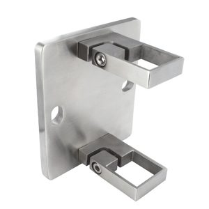 Square Line Facia Baluster Bracket