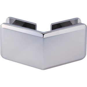 135° Glass-to-Glass Clamp - Beveled