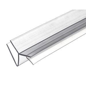 Shower Enclosure Clear PVC Seals - Richelieu Glazing Supplies