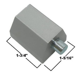 Aluminex Door Top Portion Pivot