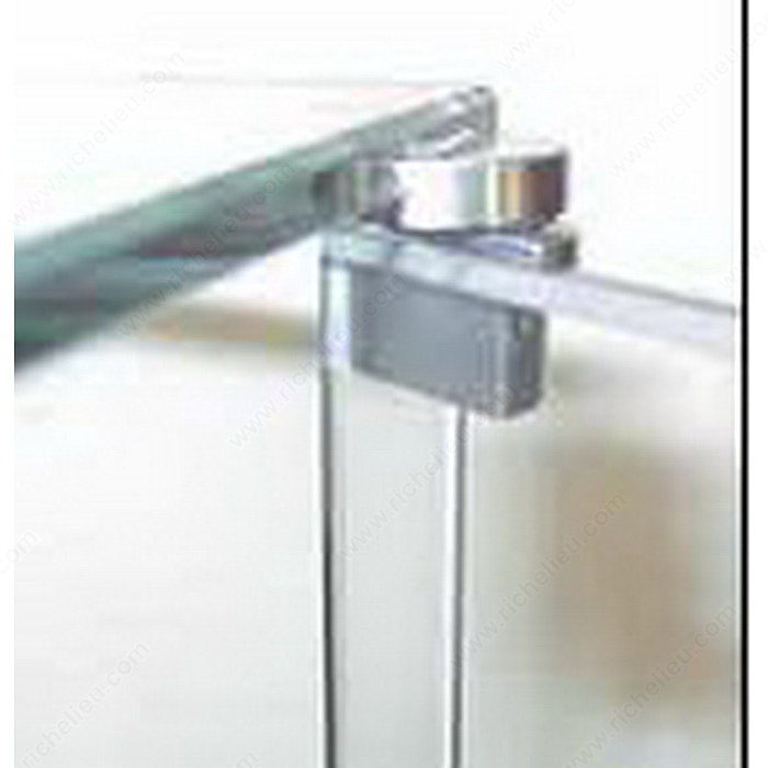 Glass Door Pivot Hinge For Glass To Glass Cabinet