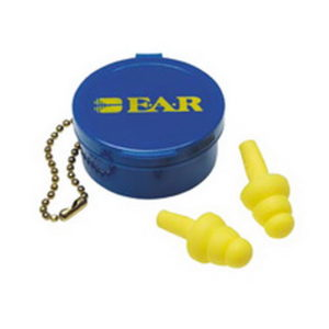 Ultrafit Earplugs with Cord Case