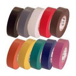High-Quality Electrical Tape Available in Multiple Colors