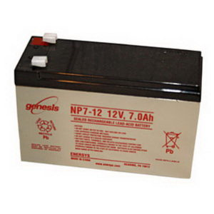 Vacuum Lifter Battery