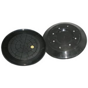 "11"" Side-Feed Vacuum Pad"