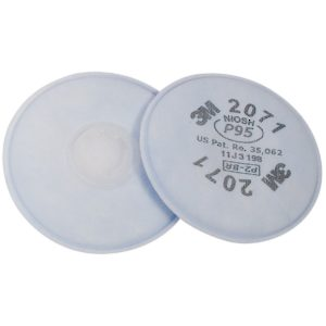 Particulate Filter 2071 for 6000, 6500QL & 7500 Series
