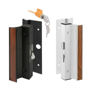 Hook Style Patio Door Handle Set