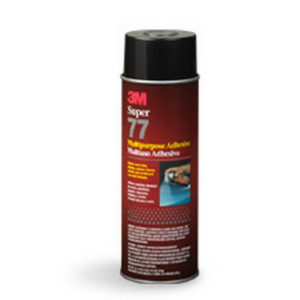 3M Super 77 Fastbond Contact Adhesive