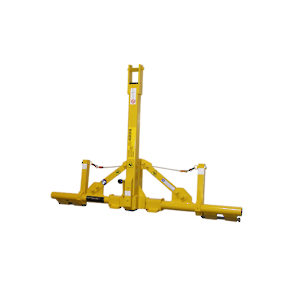 Lift Frame for Double Pad Channel Lifter (P2)