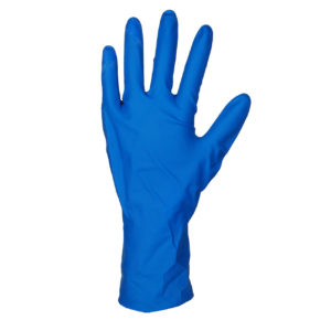 Disposable Latex Gloves, 11 mil