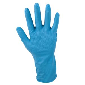 Disposable Nitrile Gloves, 6 mil, Diamond Textured