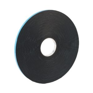Double-Sided Black Foam Tape with Acrylic Adhesive for Glazing
