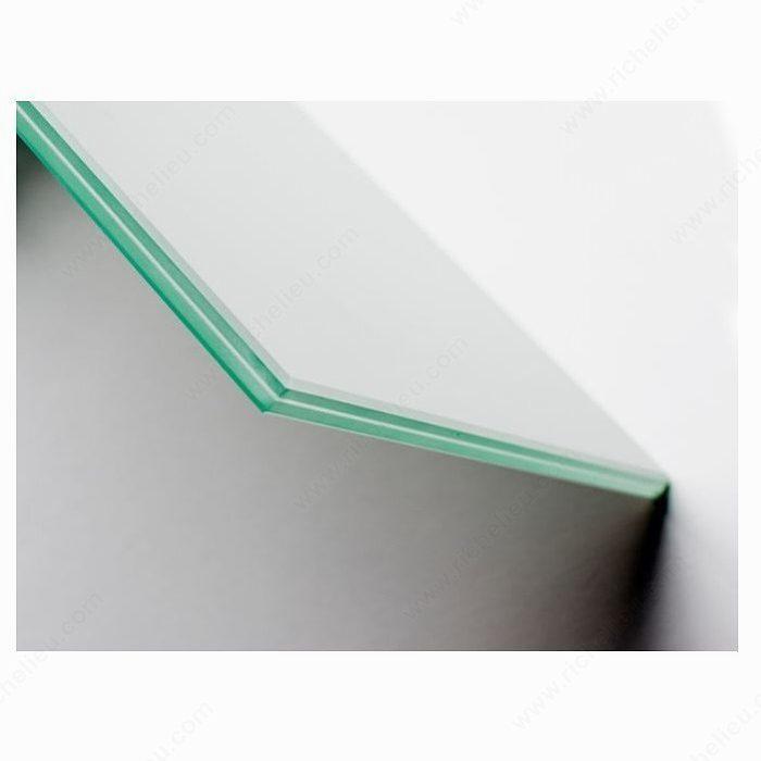 Clear Laminated Safety Glass Richelieu Glazing Supplies