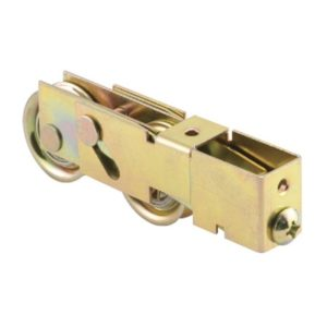 Patio Door End Adjust Tandem Rollers