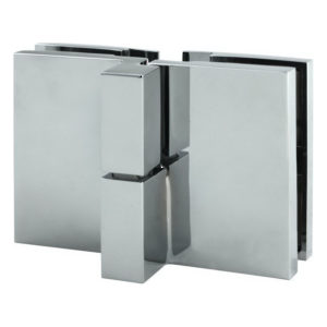 Lift-Off Gravity-Closing 180° Glass-to-Glass Square Hinge