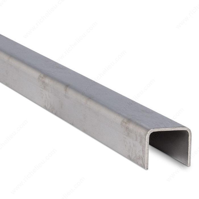 Stainless Steel Railings Glass Handrails Installation: Richelieu Glazing Supplies