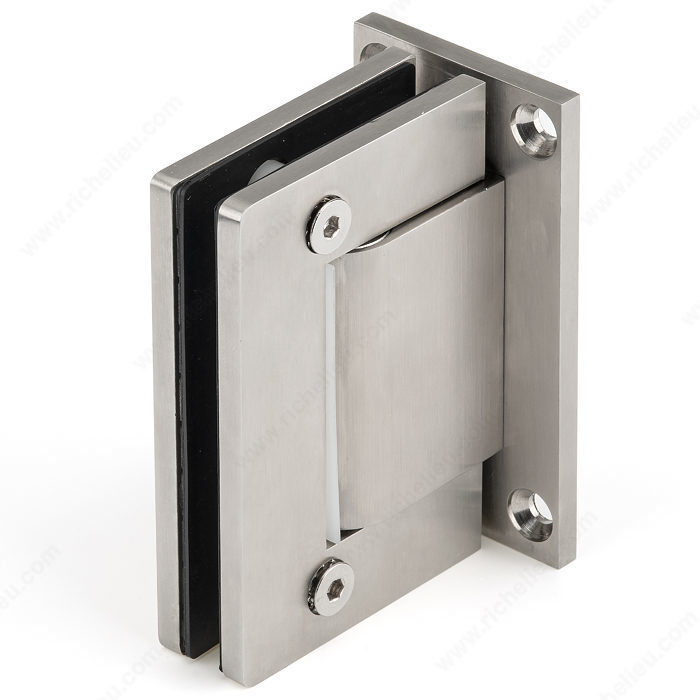 Wall Mount 90 176 Spring And Hydraulic Self Closing Glass