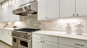 Backsplash Molding Model #216