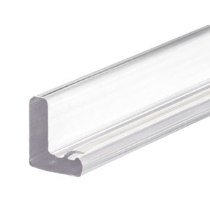 Polycarbonate Door Strike with Soft Cushion Fin