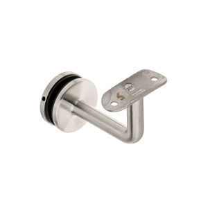 Handrail Bracket for Glass Partition Mounting