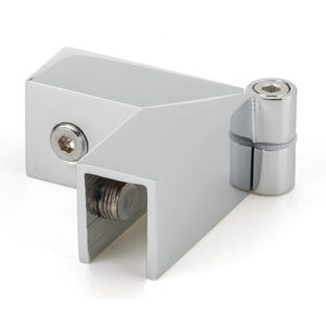 "Adjustable ""Sleeve Over"" Glass Clamp"