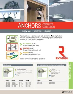 Anchors Complete Collection