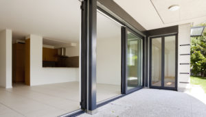 Components for Sliding Patio Door