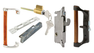 Handles and Locks for Sliding Patio Doors