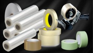 Packaging, Tapes and Dispensers