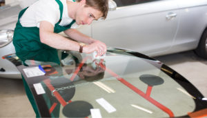 Required for Windshield Repair