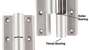 Surface Hinges for Commercial Door
