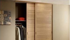 Sliding System for Closet