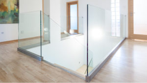 Clear View Glass Railing