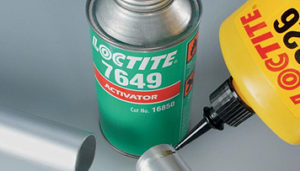 Quick-Setting Structural Adhesive for Parts Assembly